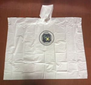 Lightweight White Waterproof EVA Poncho pictures & photos