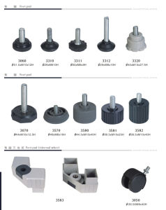Wang Tong Different Types of Furniture Fittings pictures & photos