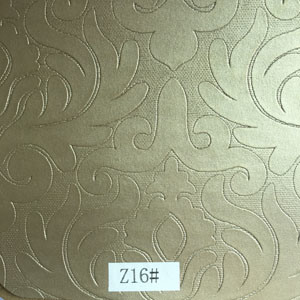 Synthetic Leather (Z16#) for Furniture/ Handbag/ Decoration/ Car Seat etc pictures & photos