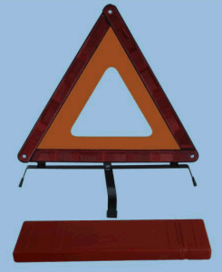 E-Marked Car Reflective Warning Triangle (HX-D7C) pictures & photos