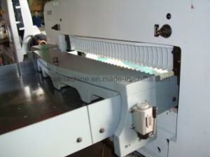 Semiautomatic Paper Guillotine Machine (QZYK-DE Series) pictures & photos