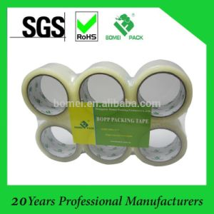 China Factory Carton Sealing BOPP Tape Bm-C-54 pictures & photos