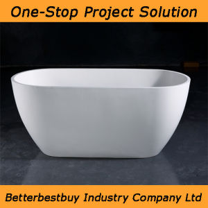 Acrylic Free Standing Bathtub pictures & photos