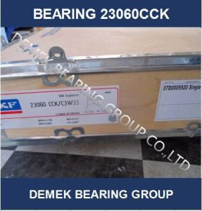 Spherical Roller Bearing 23060 Cck with Steel Cage pictures & photos