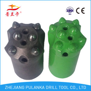 32mm 7 Degree 8 Buttons High Qualiry Carbide Taper Drill Bit pictures & photos