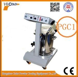 Manual Powder Coating Machine with The Pg 1 Gun Equipo De Pintura En Polvo pictures & photos