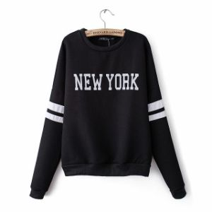Clothing Manufacturer 2015 High Quality European Style Fashion Winter Hoody pictures & photos