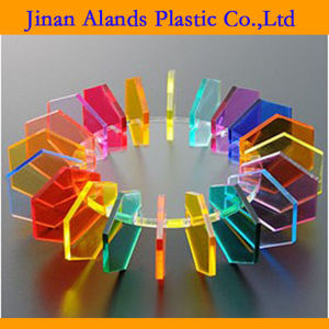 Color Acrylic Sheet for Signs, Letters, Display pictures & photos