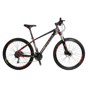 The latest Model and Hot Selling 30 Speed Aluminum Alloy Mountain Bicycle pictures & photos