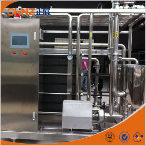 Plate Type Uht Pasteurization Machine for Milk and Beverage pictures & photos