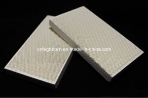 Infrared Cordierite Honeycomb Ceramic Plate for Burner pictures & photos