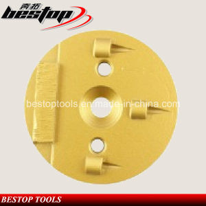Concrete PCD Removing Expoy Metal Diamond Polishing Pads pictures & photos