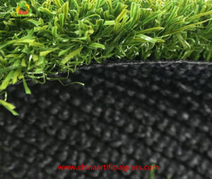 Non-Infilled Artificial Football Grass Without Filling Granules pictures & photos