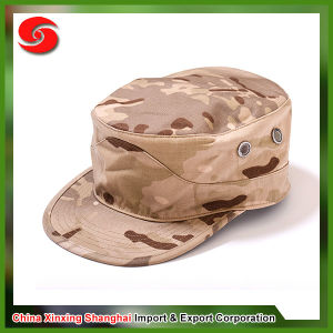 Fashion New Design High Quality Camouflage Military Cap pictures & photos