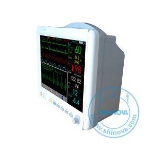 "12.1""Multi-Parameter Patient Monitor (Moni 5D) pictures & photos"