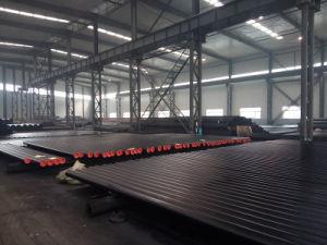 API 5L EN10210 S235JR S355J0H ERW Welded Steel Pipe pictures & photos
