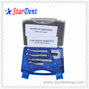 Dental Handpiece -High and Low Speed Handpiece of Student Kit pictures & photos