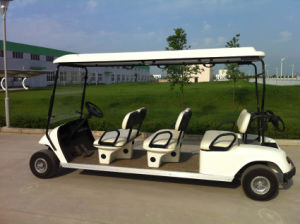 2-6 Seater Lithium Battery Electric Golf Car pictures & photos