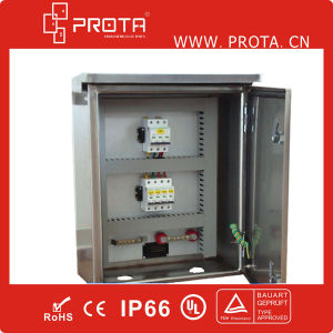 Steel Electrical Power Control Enclosure pictures & photos
