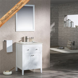 Fed-1958 Modern Solid Wood Bath Cabinet Bath Vanity Bath Furniture pictures & photos