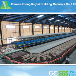 White and Black Ecological Water Permeable Ceramic Brick for Flooring pictures & photos