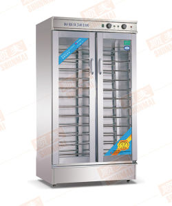 Hot! ! ! 30trays Electric Dough/ Bread Proofer Baking Machine