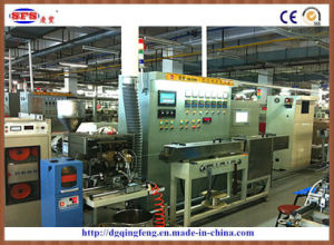 PVC/ PE Insulation Wire and Cable Extrusion Production Line pictures & photos