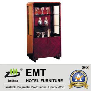 Popular Hot Sale Cabinet Decorative Wine Cabinet (EMT-DC07) pictures & photos
