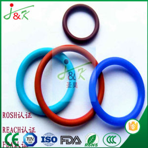 Silicone Rubber, FKM Rubber, Green, Brown, Black O-Rings for Auto pictures & photos