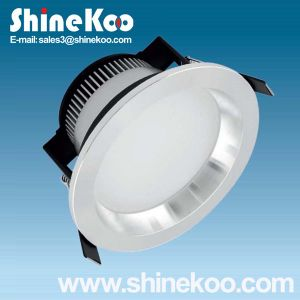 12W Aluminium SMD LED Downlight Luminaire (SUN11A-12W) pictures & photos