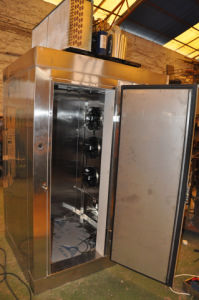 Stainless Steel Shock Freezer Temp -35degree C with Single Trolley pictures & photos
