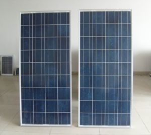 Polycrystalline Solar Panel 60W, PV Module Factory Direct Sale with Full Certifications pictures & photos