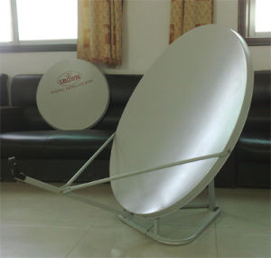 Ku-Band 60cm Satellite Antenna with SGS pictures & photos