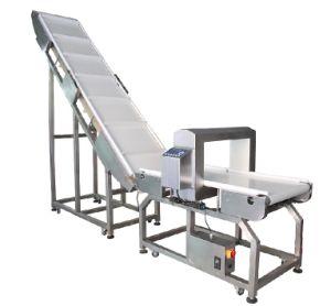 HACCP & FDA Grade Conveyor Belt Type Food Metal Detector pictures & photos