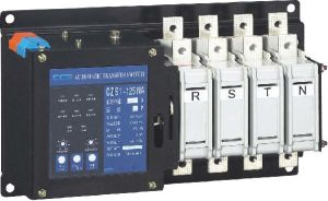 PC Class Two Section Automatic Transfer Switch 16A-125A Dual Power Supply pictures & photos
