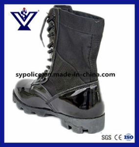Tactical Safety Shoes Military Boots with High Quality (SYSG-007) pictures & photos