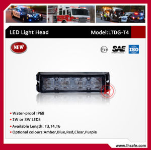 Aluminum LED Warning Lighthead (LTDG-T4) pictures & photos