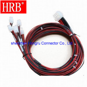 Tyco Equivalent 4.14 Pitch Wire to Wire Male Connector pictures & photos
