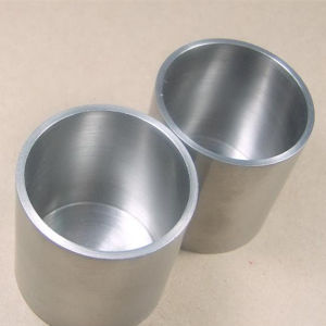 Forged Tungsten Crucibles for Vacuum Furnace pictures & photos