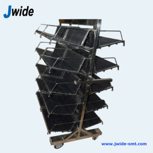 SMT Rack Trolley for PCB Storage Solution pictures & photos