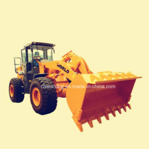 Coal Mining Gold Mining Strong 5ton Wheel Loader pictures & photos
