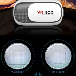 3D Glasses Google Cardboard Virtual Reality Vr Glasses pictures & photos
