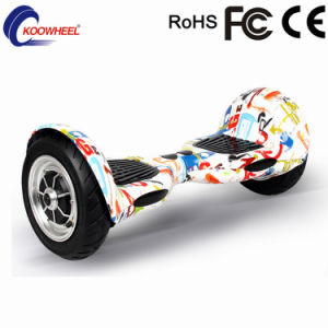 Koowheel Scrawl 10 Inch Self Balance 2 Wheels Electric Scooter pictures & photos