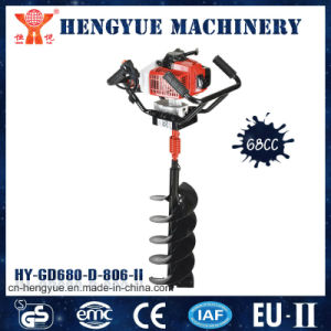 Gasoline Earth Drill Auger with High Quality and CE pictures & photos