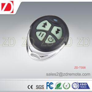 Zd-T054 RF Remote Control for Security System with 433/315MHz pictures & photos