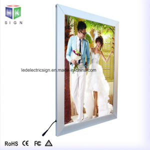Wedding Dresses LED Advertising Light Boxes pictures & photos