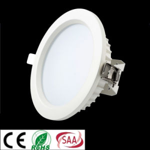 SAA Marked 10W 4inch Tunnable White LED Downlight (6000K-3000K-4000K)