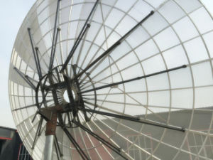6m Aluminum C Band Satellite Dish Mesh Antenna From Bowei pictures & photos