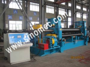 Rolling Machine / Plate Bending Machine W11s-12X2500 pictures & photos