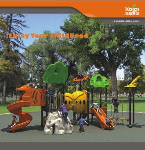 Kaiqi Medium Sized Sailing Series Outdoor Children′s Playground (KQ10074A) pictures & photos
